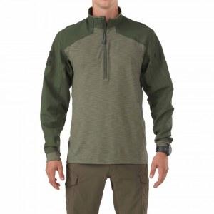 72415 Rapid Response Quarter Zip Shirt