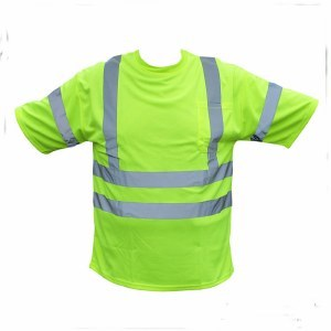 9051C3 Hi-Vis Class 3 Short Sleeve Safety Shirt