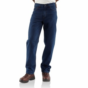 FRB100 Flame Resistant Relaxed-Fit Denim Jean