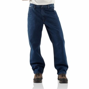 FRB13 Flame Resistant Signature Denim Dungaree