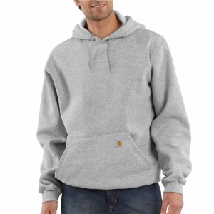 K121 Midweight Hooded Sweatshirt