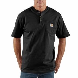 K84 Workwear Pocket Short-Sleeve Henley