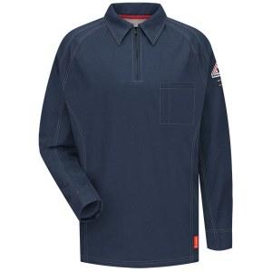 QT12 Flame Resistant iQ Long Sleeve Polo
