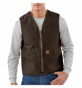 V26 Rugged Sherpa Lined Vest