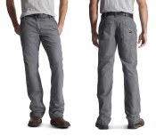 10017226 FR M4 LOW RISE WORKHORSE BOOT CUT PANT