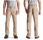 10017227 ARIAT FR M4 LOW RISE WORKHORSE BOOT CUT PANT