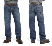 10017262 FR M4 LOW RISE WORKHORSE BOOT CUT JEAN