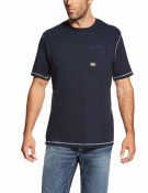 10019132 ARIAT REBAR WORKMAN T-SHIRT