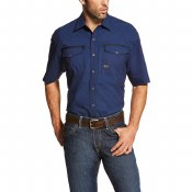 10019161 REBAR WORKMAN WORK SHIRT