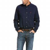 10023944 FR AC WORK SHIRT