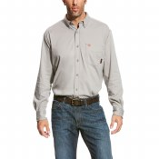 10023947 FR AC WORK SHIRT
