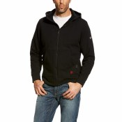 10023974 ARIAT FR DURASTRETCH FULL ZIP HOODIE