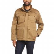 10023995 FR CANVAS STRETCH JACKET