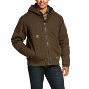 10027860 ARIAT REBAR WASHED DURACANVAS JACKET