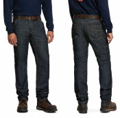 10030263 FR M4 LOW RISE STRETCH DURALIGHT WORKHORSE STACKABLE STRAIGHT LEG JEAN