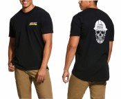 10030299 ARIAT REBAR COTTON STRONG ROUGHNECK GRAPHIC T-SHIRT
