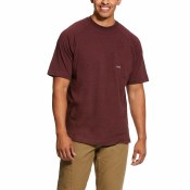 10031017 ARIAT REBAR COTTON STRONG T-SHIRT