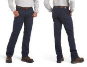 10034648 FR M5 DURALIGHT STRETCH CANVAS STRAIGHT LEG PANT