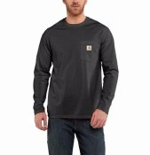 100393 Force Cotton Delmont Long-Sleeve T-Shirt