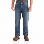 102804 Rugged Flex Relaxed Staight Jean