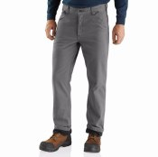 103342 Rugged Flex® Rigby Dungaree Knit Lined Pant