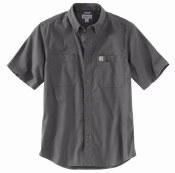 103555 Rugged Flex Rigby Short-Sleeve Work Shirt