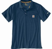 103569 Force Cotton Delmont Pocket Polo