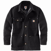 103825 Washed Duck Chore Coat