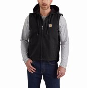 103837 Washed Duck Knoxville Vest