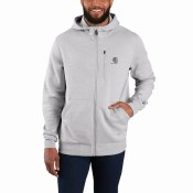 103851 Force Delmont Graphic Full-Zip Hooded Sweatshirt