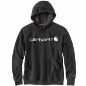 103873 Force Delmont Signature Graphic Hooded Sweatshirt