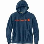 103873 Force Delmont Signature Graphic Hooded Sweatshirt