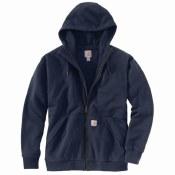 104078 Rain Defender® Original Fit Midweight Thermal-Lined Full-Zip Hooded Sweatshirt
