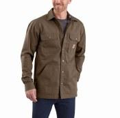 104146 Ripstop Solid Shirt Jac