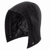 104244 Washed Duck Flannel-Lined Hood