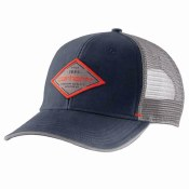 104335 Canvas Mesh-Back Quality Graphic Cap