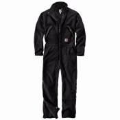 104396 Washed Duck Insulated Coverall