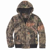 104457 Hunt Duck Insulated Camo Active Jac
