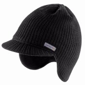 104486 Knit Visor Hat