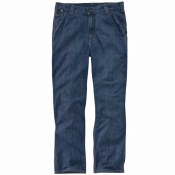 104633 Flame-Resistant Force Rugged Flex® Relaxed Fit Utility Jean