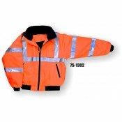 75-1302 Majestic Class 3 Waterproof Bomber Jacket