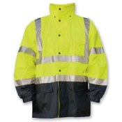 75-1305 High Visibility Waterproof Jacket