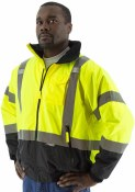 75-1311 High Visibility Bomber Jacket