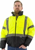 75-1313 High Visibility Bomber Jacket