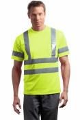 CS408 Class 3 Snag-Resistant Reflective T-Shirt