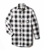 FR0824 FR Plaid Shirt