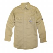FR1004KH Flame Resistant Heavyweight Work Shirt