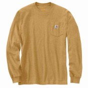 K126 Workwear Pocket Long-Sleeve T-Shirt