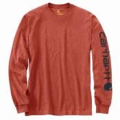 K231 Signature Sleeve Logo Long-Sleeve T-Shirt