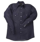 DS Heavy Weight Denim Welding Shirt